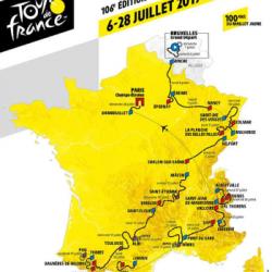 TOUR 2019 | Colmar retrouvera le Tour &agrave l'été 2019