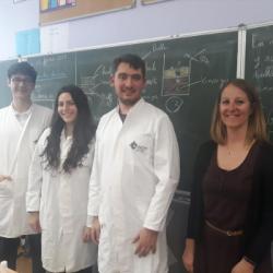 ORIENTATION | Les plus jeunes initiés &agrave la chimie avant les portes ouvertes de l'UHA