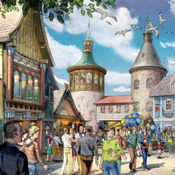 LOISIRS | Coup d'envoi ce samedi de la 45e saison d'Europa Park