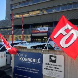 SOCIAL | Journée de grève aux urgences des HUS
