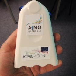 ENVIRONNEMENT | Les capteurs de pollution Atmo-Vision rendent leur verdict