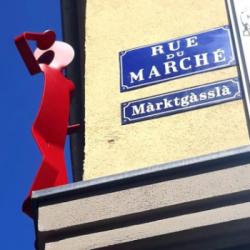 MULHOUSE | Des Flexo vous guident au centre-ville