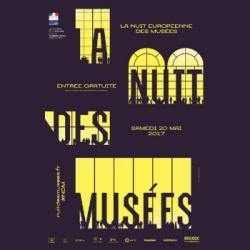 SORTIES | Les insolites de la Nuit des Musées