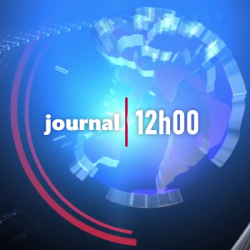 Journal 12h - mardi 21 mai
