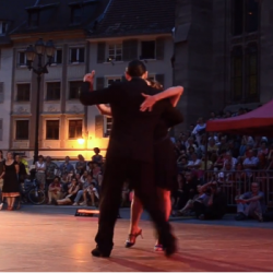 DANSE | Mulhouse vit &agrave l'heure du Tango