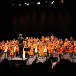 STRASBOURG | Les écoliers-musiciens du projet DEMOS donnent leur premier concert