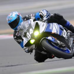 MOTO   Les amateurs de vitesse se retrouvent &agrave l'Anneau du Rhin ce week-end