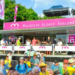 TOUR ALSACE | L'engagement de M2A aux côtés de la course
