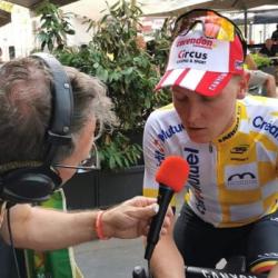 TOUR ALSACE | Victoire de Tim Merlier &agrave Sélestat / Le profil de l'étape de ce vendredi