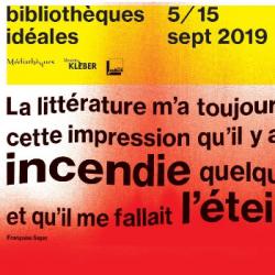 """LITTERATURE   Les """"Bibliothèques Idéales"""", événement culture de la rentrée strasbourgeoise"""