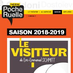 THEâTRE   C'est reparti pour une saison au Poche Ruelle &agrave Mulhouse !