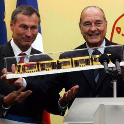 SOUVENIRS   Jacques Chirac et l'Alsace : une longue histoire commune
