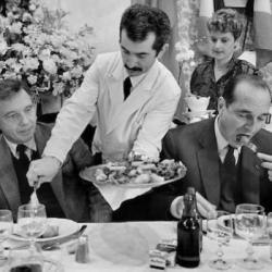 SOUVENIRS | Quand Jacques Chirac dévora la choucroute de Robert Grossmann !