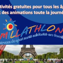 SPORT | Bougez en famille au Famillathlon de Mulhouse ce dimanche