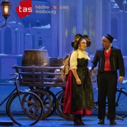 STRASBOURG   Le Théâtre Alsacien de Strasbourg met en route sa 122e saison