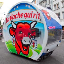 INSOLITE   Des collectionneurs de vache... voient rouge !