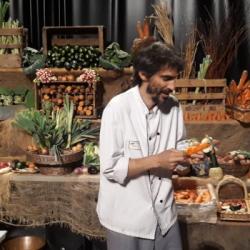 JOURNEES D'OCTOBRE | Quand les légumes deviennent des instruments de musique