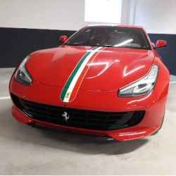 LUXE   La concession Ferrari de Mulhouse signe son retour