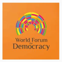 EVENEMENT   Le Forum Mondial de la démocratie s'ouvre ce mercredi &agrave Strasbourg