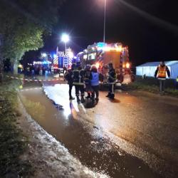 EXERCICE   Un avion s'est crashé &agrave Bartenheim : retour sur l'exercice de sécurité mené mardi s