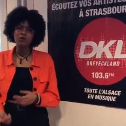 RENCONTRE | Le parcours aventureux de Sally, candidate alsacienne &agrave  The Voice
