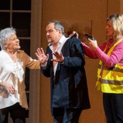 SORTIES | Le Théâtre Alsacien de Strabourg &agrave l'heure du boulevard avec « D'Ruckkehr vom Boomer