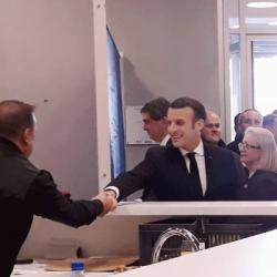 VISITE OFFICIELLE   Le Président en visite &agrave Mulhouse ce mardi