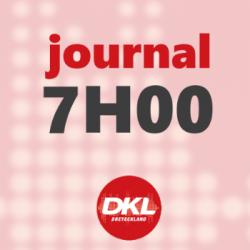 Journal 7h - mercredi 19 février