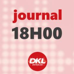 Journal 18h - mercredi 19 février