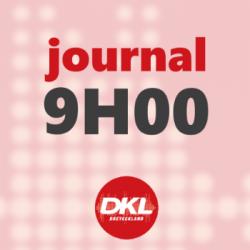 Journal 9h - jeudi 20 février