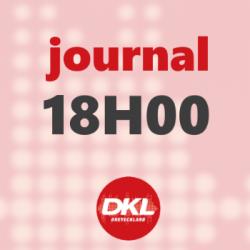 Journal 18H - jeudi 20 février