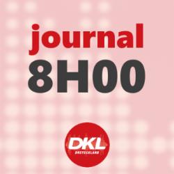 Journal 8h - vendredi 21 janvier