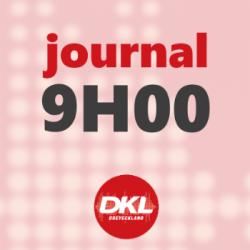 Journal 9h - vendredi 21 février