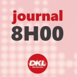 Journal 8h - mardi 3 mars