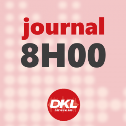 Journal 8h - mercredi 4 mars