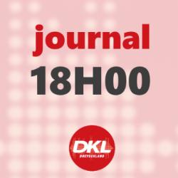 Journal 18h - jeudi 5 mars