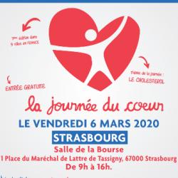 PREVENTION   La journée du coeur fait un focus sur le cholestérol &agrave Strasbourg