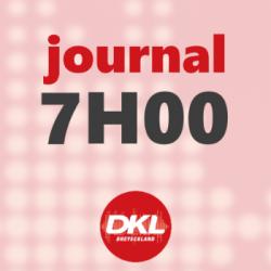Journal 7h - vendredi 6 mars