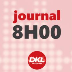 Journal 8h - lundi 9 mars