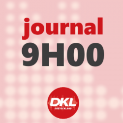 Journal 9h - lundi 9 mars