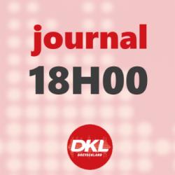 Journal 18h - lundi 9 mars