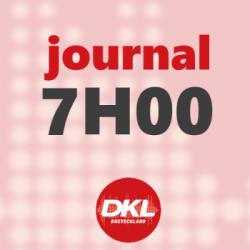 Journal 7h - mercredi 11 mars