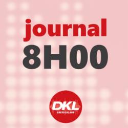 Journal 8h - lundi 16 mars
