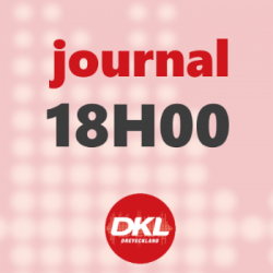 Journal 18H - lundi 16 mars