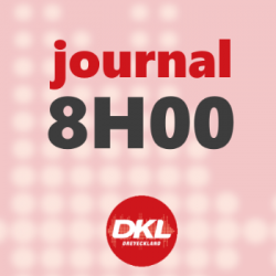 Journal 8h - mardi 17 mars