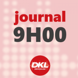 Journal 9h - mercredi 18 mars
