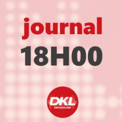 Journal 18h - mercredi 18 mars