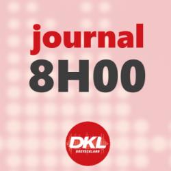 Journal 8h - mardi 24 mars