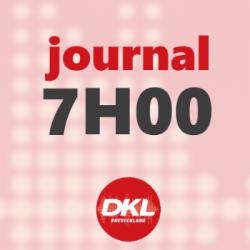 Journal 7h - mercredi 25 mars