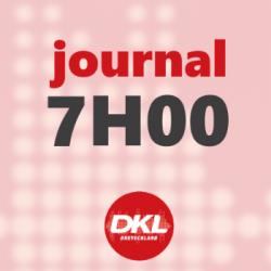 Journal 7h - jeudi 26 mars